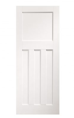XL Joinery DX 1930's White Primed Internal DoorXL Joinery DX 1930's White Primed Internal Door