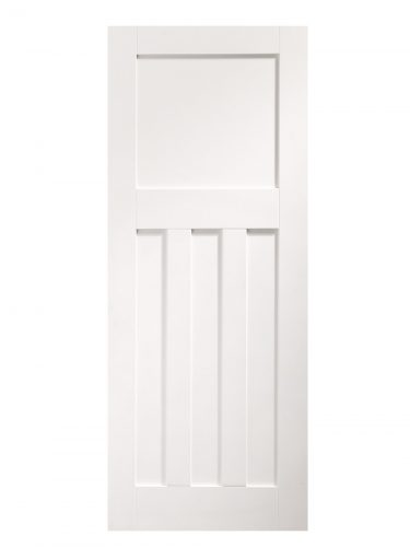 XL Joinery DX 1930's White Primed FD30 Fire Door