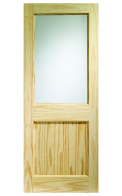 XL Joinery 2XG Clear Pine (Dowelled) Clear Glazed External DoorXL Joinery 2XG Clear Pine (Dowelled) Clear Glazed External Door