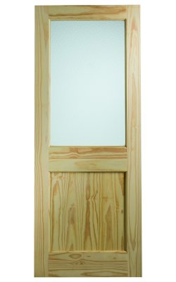 XL Joinery 2XG Clear Pine (Dowelled) Flemish Glass Glazed External DoorXL Joinery 2XG Clear Pine (Dowelled) Flemish Glass Glazed External Door