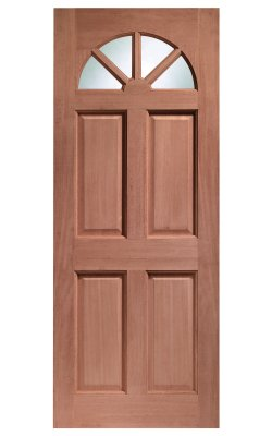 XL Joinery Carolina  Hardwood (Dowelled) Unglazed External DoorXL Joinery Carolina  Hardwood (Dowelled) Unglazed External Door