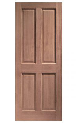 XL Joinery London 4 Panel Hardwood (Dowelled) External DoorXL Joinery London 4 Panel Hardwood (Dowelled) External Door