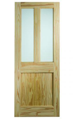 XL Joinery Malton Clear Pine (Dowelled) Flemish Glass Glazed External DoorXL Joinery Malton Clear Pine (Dowelled) Flemish Glass Glazed External Door