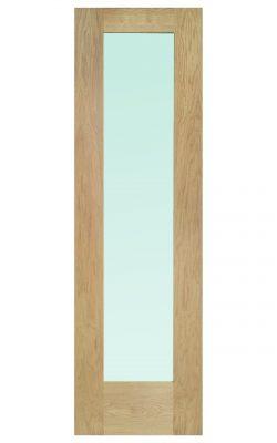 XL Joinery Pattern 10 Double Glazed Oak (Dowelled) Frosted Glazed Sidelight External DoorXL Joinery Pattern 10 Double Glazed Oak (Dowelled) Frosted Glazed Sidelight External Door