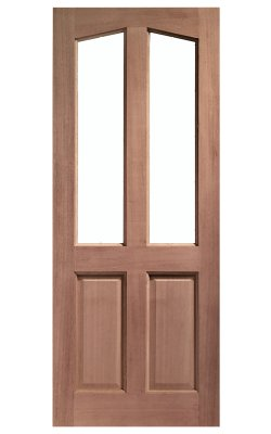 XL Joinery Richmond Hardwood (Dowelled) Unglazed External DoorXL Joinery Richmond Hardwood (Dowelled) Unglazed External Door