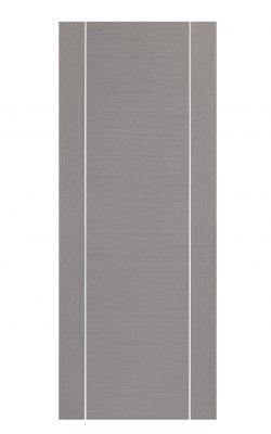 XL Joinery Forli Pre-Finished Light Grey Internal DoorXL Joinery Forli Pre-Finished Light Grey Internal Door
