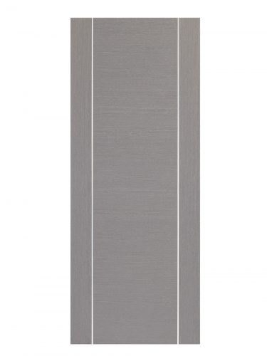 XL Joinery Forli Pre-Finished Light Grey FD30 Fire Door