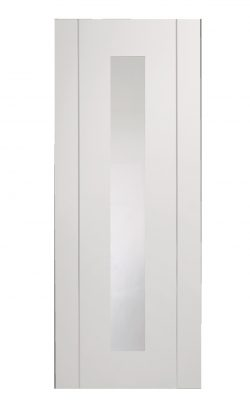 XL Joinery Forli Pre-Finished White Clear Internal Glazed DoorXL Joinery Forli Pre-Finished White Clear Internal Glazed Door