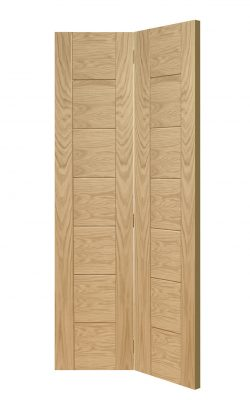 XL Joinery Palermo Bi-Fold Oak Internal DoorXL Joinery Palermo Bi-Fold Oak Internal Door