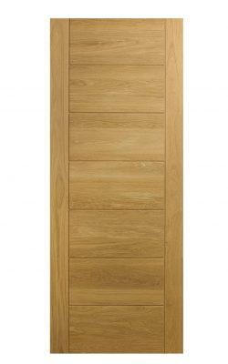XL Joinery Palermo Statement 100% Solid Oak Internal DoorXL Joinery Palermo Statement 100% Solid Oak Internal Door