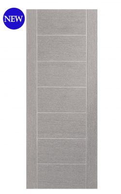 XL Joinery Palermo Pre-Finished Light Grey DoorXL Joinery Palermo Pre-Finished Light Grey Door