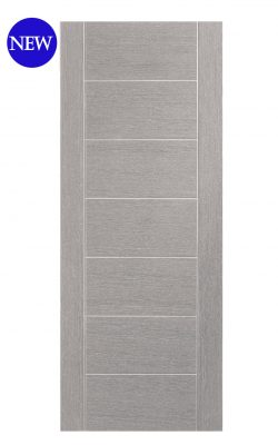 XL Joinery Palermo Pre-Finished Light Grey Fire DoorXL Joinery Palermo Pre-Finished Light Grey Fire Door