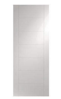 XL Joinery Palermo White Primed Internal DoorXL Joinery Palermo White Primed Internal Door