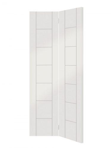 XL Joinery Palermo White Primed Bi-Fold Internal Door
