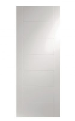 XL Joinery Palermo White Primed FD30 Fire DoorXL Joinery Palermo White Primed FD30 Fire Door