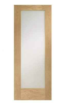 XL Joinery Pattern 10 Oak Clear Internal Glazed DoorXL Joinery Pattern 10 Oak Clear Internal Glazed Door