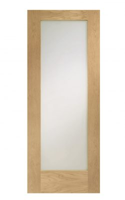 XL Joinery Pattern 10 Oak Clear Glazed FD30 Fire DoorXL Joinery Pattern 10 Oak Clear Glazed FD30 Fire Door