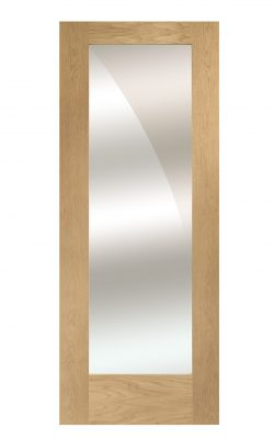 XL Joinery Pattern 10 Oak Mirror Panel Internal Glazed DoorXL Joinery Pattern 10 Oak Mirror Panel Internal Glazed Door
