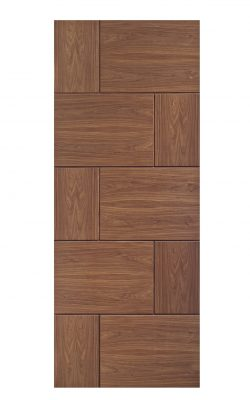 XL Joinery Ravenna Pre-Finished Walnut Internal DoorXL Joinery Ravenna Pre-Finished Walnut Internal Door
