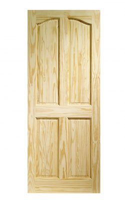 XL Joinery Rio 4 Panel Clear Pine Internal DoorXL Joinery Rio 4 Panel Clear Pine Internal Door