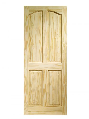 XL Joinery Rio 4 Panel Clear Pine Internal Door