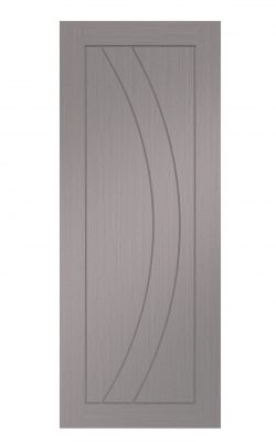 XL Joinery Salerno Pre-Finished Light Grey FD30 Fire DoorXL Joinery Salerno Pre-Finished Light Grey FD30 Fire Door