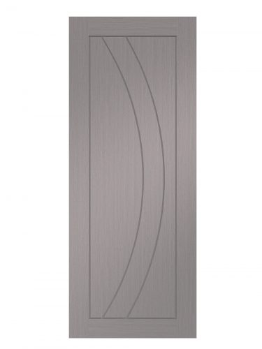 XL Joinery Salerno Pre-Finished Light Grey FD30 Fire Door