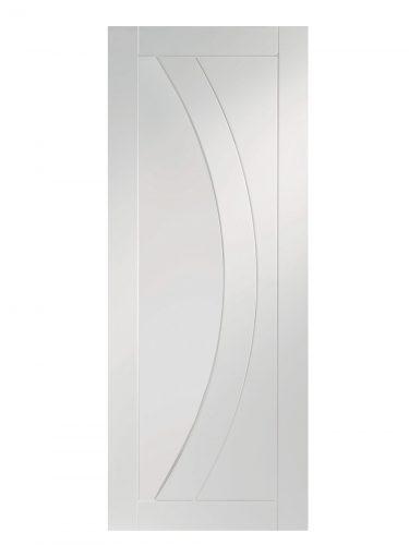 XL Joinery Salerno White Primed Internal Door