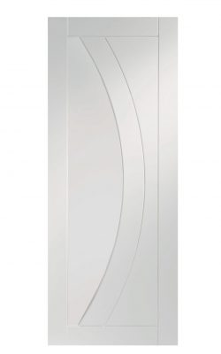 XL Joinery Salerno White Primed FD30 Fire DoorXL Joinery Salerno White Primed FD30 Fire Door
