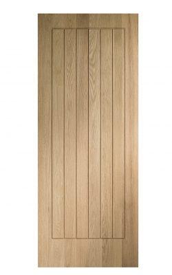 XL Joinery Suffolk Statement 100% Solid Oak Internal DoorXL Joinery Suffolk Statement 100% Solid Oak Internal Door