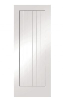 XL Joinery Suffolk Internal White Primed DoorXL Joinery Suffolk Internal White Primed Door