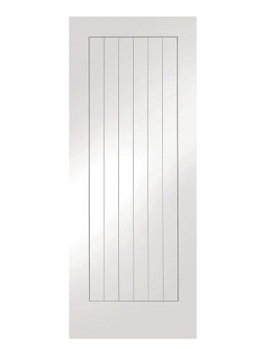 XL Joinery Suffolk White Primed Internal Door