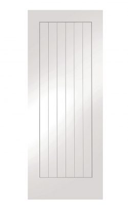 XL Joinery Suffolk White Primed FD30 Fire DoorXL Joinery Suffolk White Primed FD30 Fire Door