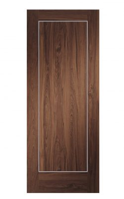 XL Joinery Varese Pre-Finished Internal Walnut FD30 Fire DoorXL Joinery Varese Pre-Finished Internal Walnut FD30 Fire Door