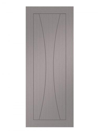 XL Joinery Verona Pre-Finished Light Grey FD30 Fire Door