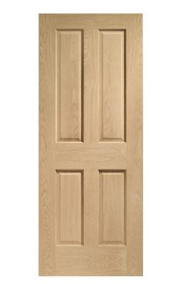 XL Joinery Victorian 4 Panel Pre-Finished Oak FD30 Fire DoorXL Joinery Victorian 4 Panel Pre-Finished Oak FD30 Fire Door