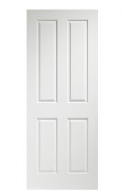 XL Joinery Victorian 4 Panel White Moulded Internal DoorXL Joinery Victorian 4 Panel White Moulded Internal Door
