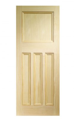 XL Joinery Vine DX 1930's Vertical Grain Clear Pine Internal DoorXL Joinery Vine DX 1930's Vertical Grain Clear Pine Internal Door