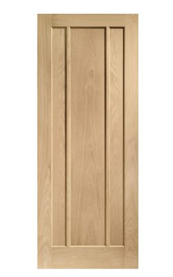 XL Joinery Worcester 3 Panel Oak Internal DoorXL Joinery Worcester 3 Panel Oak Internal Door