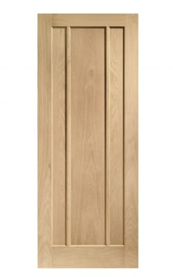 XL Joinery Worcester Pre-Finished Oak Internal DoorXL Joinery Worcester Pre-Finished Oak Internal Door