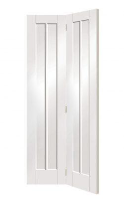 XL Joinery Worcester White Primed Bi-Fold Internal DoorXL Joinery Worcester White Primed Bi-Fold Internal Door