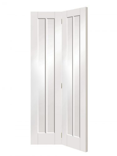 XL Joinery Worcester White Primed Bi-Fold Internal Door
