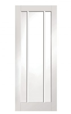 XL Joinery Worcester White Primed Clear Internal Glazed DoorXL Joinery Worcester White Primed Clear Internal Glazed Door