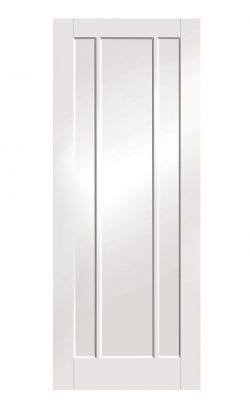 XL Joinery Worcester White Primed FD30 Fire DoorXL Joinery Worcester White Primed FD30 Fire Door