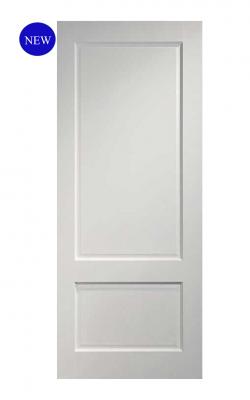 Deanta Madison White Primed Internal DoorDeanta Madison White Primed Internal Door