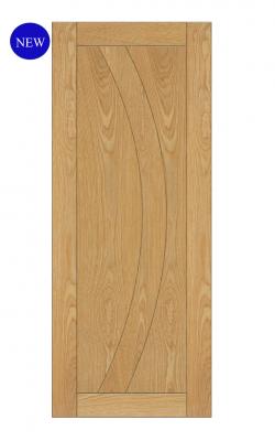 Deanta Ravello Pre-Finished Oak Internal FD30 Fire DoorDeanta Ravello Pre-Finished Oak Internal FD30 Fire Door