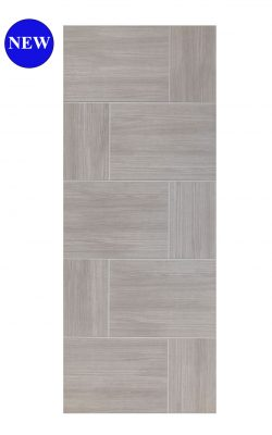 XL Joinery White Grey Laminate Ravenna Internal DoorXL Joinery White Grey Laminate Ravenna Internal Door